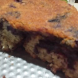 Blueberry Coffee Cake III Recipe