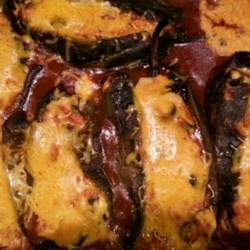 Chicken Stuffed Chiles Recipe