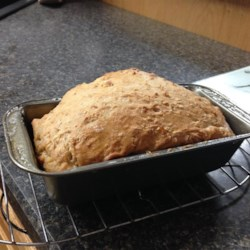 Cowboy Jack's Beer Bread Recipe