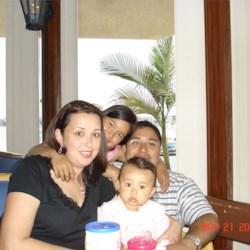 Me and my Familia