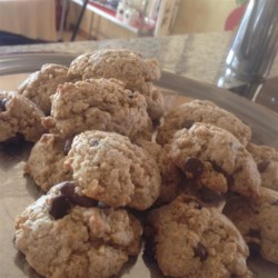 Gluten-Free Delicious Soft Oatmeal Cookies Recipe