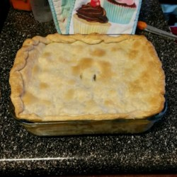 Chicken Pot Pie V Recipe