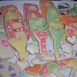 Sour Cream Cut-Out Cookies