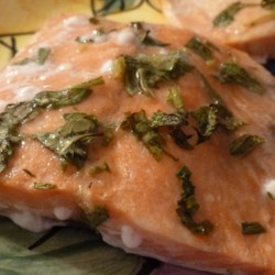 Margarita Salmon Recipe