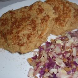 Hummus Pancake with Mediterranean Spice Mix Recipe