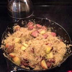 Sausage 'n Kraut Recipe