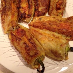 Chiles Rellenos (Stuffed Peppers) Recipe