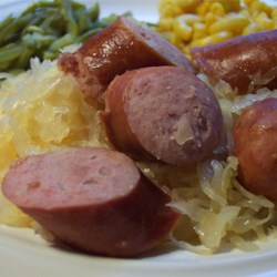 Slow Cooker Kielbasa and Beer Recipe