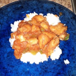 Easy Sweet and Sour Chicken Recipe
