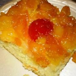 Pineapple Upside-Down Cake III Recipe