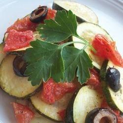 Photo of Grilled Greek-Style Zucchini by Betty  Washburn