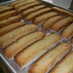 Image of Anise Biscotti, AllRecipes