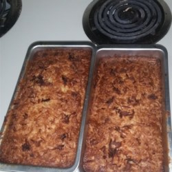 Hawaiian Nut Loaf Recipe