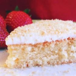 Gluten-Free Coconut Cake Recipe