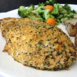 Grandmas Bogie's Parmesan Chicken Recipe
