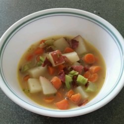 Bacon and Potato Soup Recipe