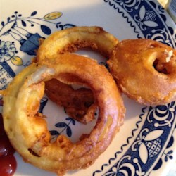 Best Ever Onion Rings Recipe