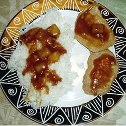 Pineapple Pork Chops Recipe