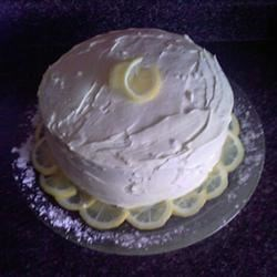 Photo of Creamy Lemon Cake by LTIGGR2