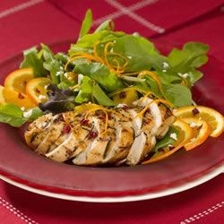 Grilled Chicken Salad Cosmopolitan