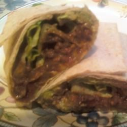 Photo of Lentil Burritos by Pam  Masters