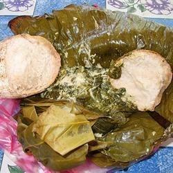 Samoan Palusami Recipe