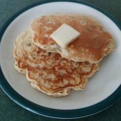 Savory Sausage Pancakes Recipe