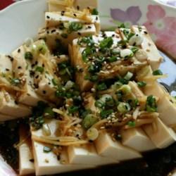 Tofu Hiyayakko Recipe