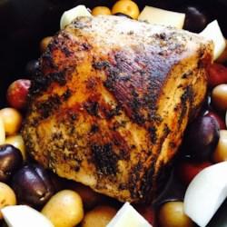 Light Herb Pork Loin