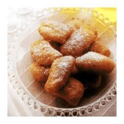 Banana Fritters |
