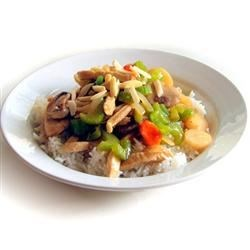 Image of Almond Turkey Stir-Fry, AllRecipes