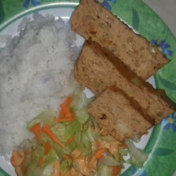 Spiced Chicken Loaf Recipe