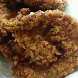 Becca's Chicken-Fried Pork Chops Recipe