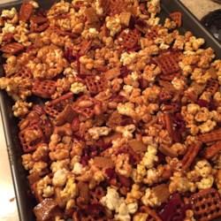 DB's Caramel Popcorn Bacon Mix Recipe