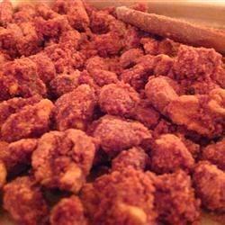 Candied Almonds & Walnuts