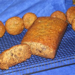 Extreme Banana Nut Bread 'EBNB' Recipe