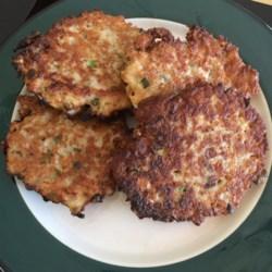 Perfect Cauliflower Fritters Recipe