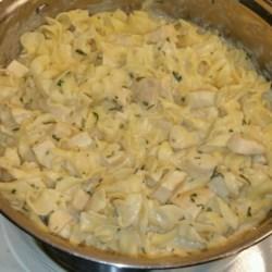 Healthier Quick and Easy Alfredo Sauce Recipe