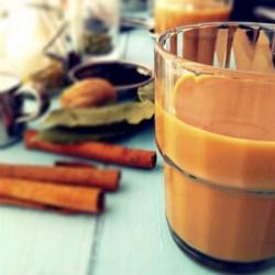 Hot and Spicy Himalayan Tea (Chai Tea)