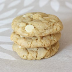 No Bake Macadamia Nut Cookies