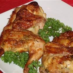 Cornish Game Hens Ricardo Recipe