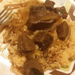 Sweet and Sour Beef Cubes Recipe