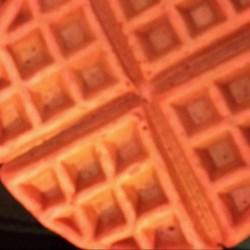 Red Velvet Belgium Waffles Recipe