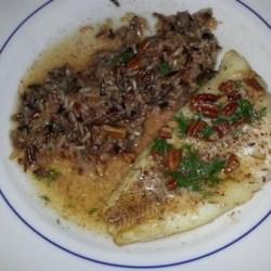 Tarragon Walnut Brown Butter Sauce  Recipe
