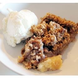 Apple Crunch Pie I