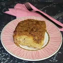 Photo of Swedish Apple Cake by Laura