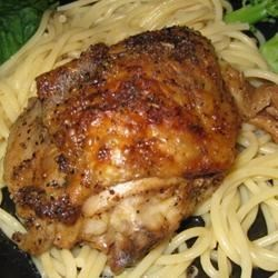 Honey Baked Chicken I Recipe