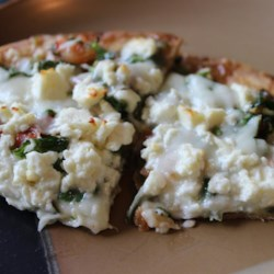 Individual Greek Pita Pizzas Recipe