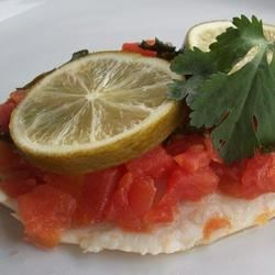 Photo of Pancho Villa Baked Tilapia by SURFWENCH