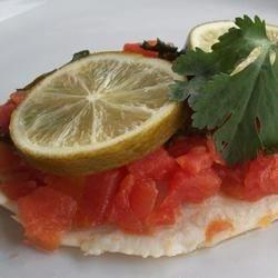 Pancho Villa Baked Tilapia Recipe